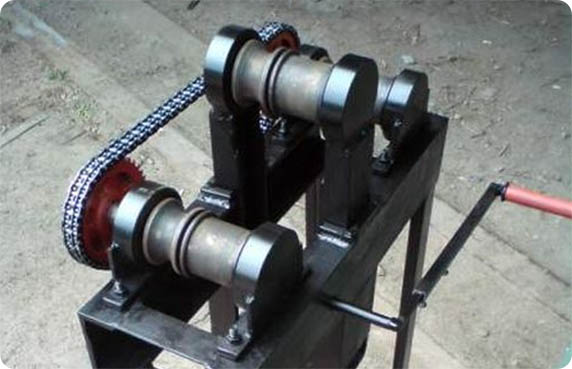 Станок для радиусной гибки профильных труб